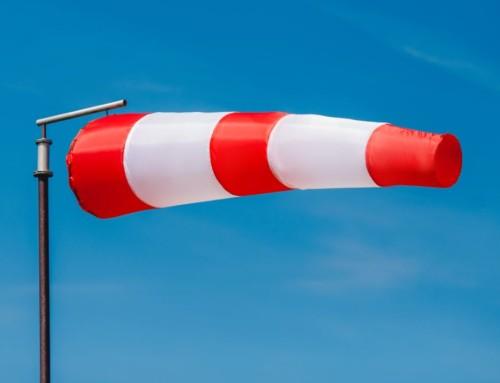 Conducir seguro los días de viento