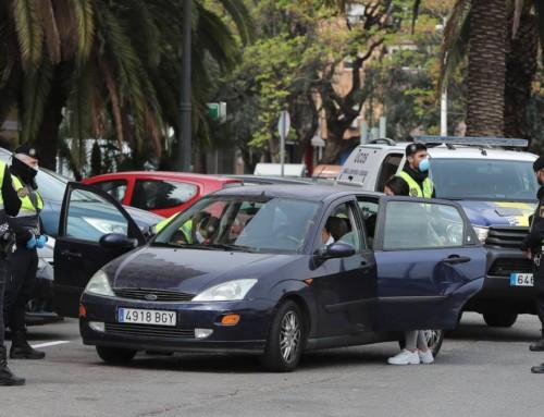¿Se puede ir en coche a hacer la compra durante el estado de alarma?
